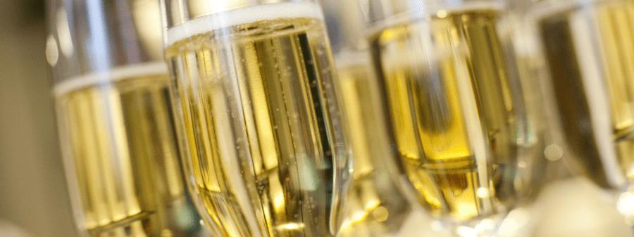 Prosecco, Secco & Champagner